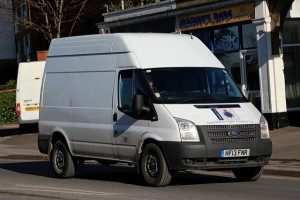 Ford manufacture a lot of vans
