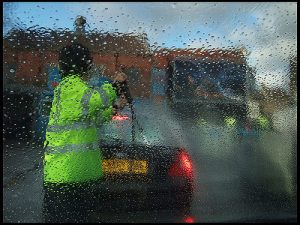 Hand car washing businesses should have suitable insurance in place such as motor trade insurance